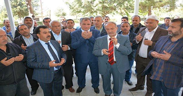 Siverek Belediyesi Esnafın Cami Talebini Yerine Getirdi