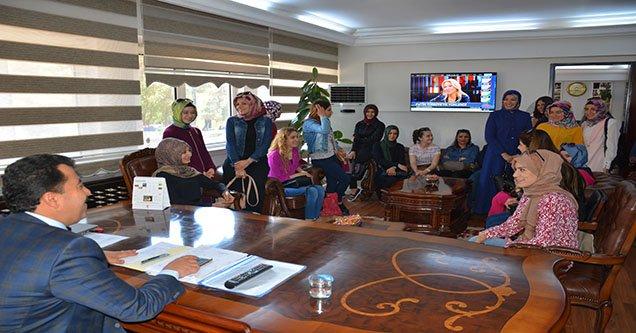 Siverek'te 'Birlikte Eğitimi Geliştirelim' Projesi