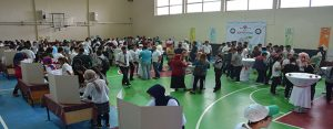 Türk Telekom Anadolu Lisesinden Bilim Fuarı
