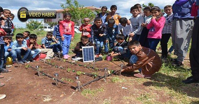 Bakmaç Köyü Öğrencilerinden Bilim Fuarı