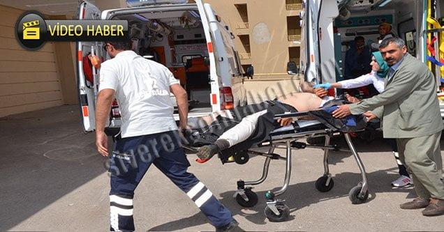 Siverek'te arazi anlaşmazlığı kavgası: 4 yaralı