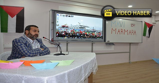 Mavi Marmara'yı Anma Paneli Düzenlendi