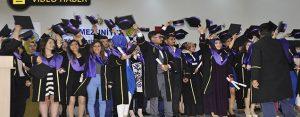 Siverek Meslek Yüksekokullunda Mezuniyet Sevinci