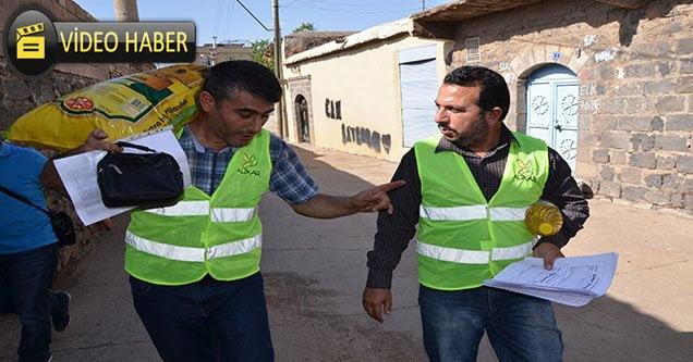 Alikar'dan İhtiyaç Sahibi Ailelere Gıda Yardımı