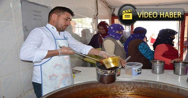 Aşevinden Bin 250 Aileye İftar Yemeği