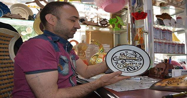 Siverek'te Hat Sanat ve Kaligrafi Çalışmaları