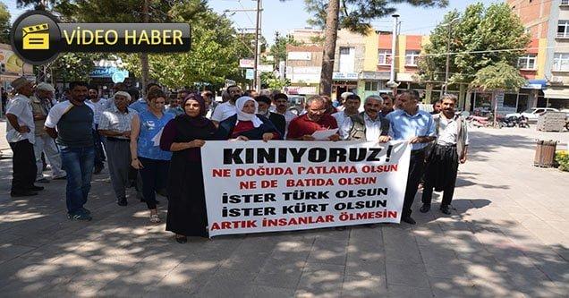 HDP-DBP, Gaziantep Saldırısını Kınadı