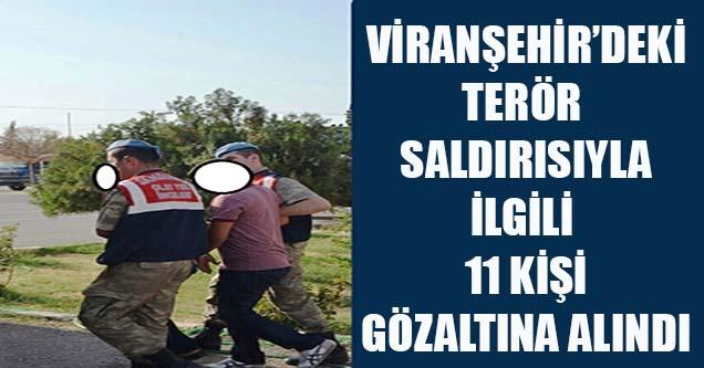 Viranşehir'deki Terör Saldırısı