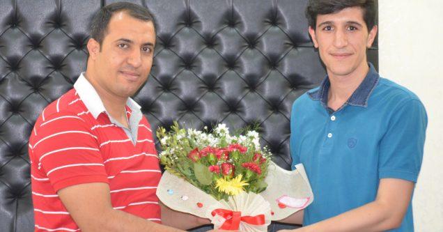 SODES Kursu Öğrencileri Halk Eğitim Merkezini Ziyaret Etti