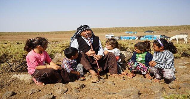 Karacadağ göçerlerinin yaşamı belgesel film oluyor