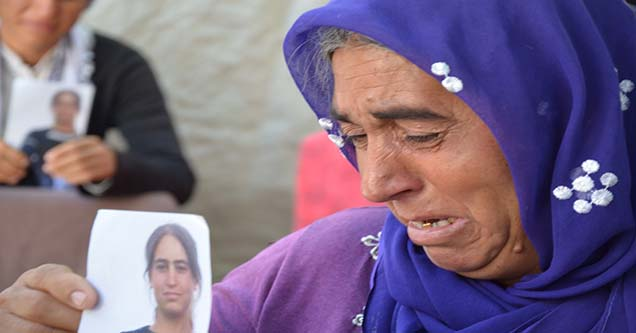Kaçırılan 13 Yaşındaki Kızdan 4 Aydır Haber Alınamıyor