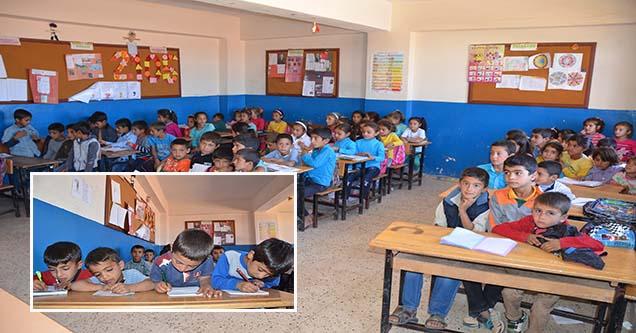 70 Kişiye Tek Öğretmen Eğitim Veriyor
