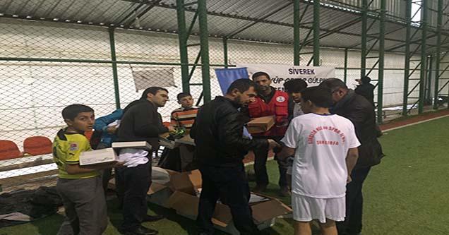 Siverek'te 'Sosyal Uyum ve Gençlik Katılımı ' Projesi