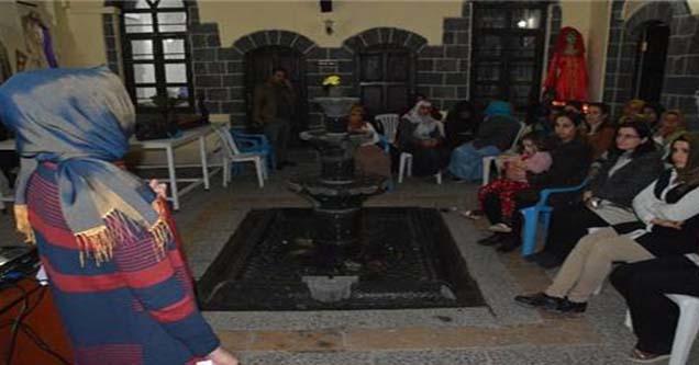 Siverek Belediyesinden 'Kadına Şiddet' Konulu Seminer