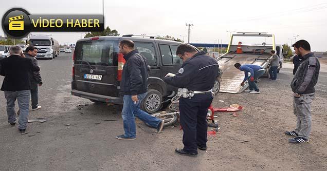 Siverek'te Kaza: 2 Ağır Yaralı