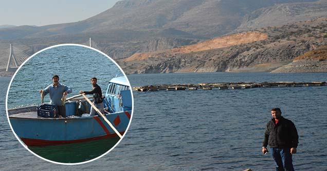Fırat havzasında balıkçılık gelişiyor