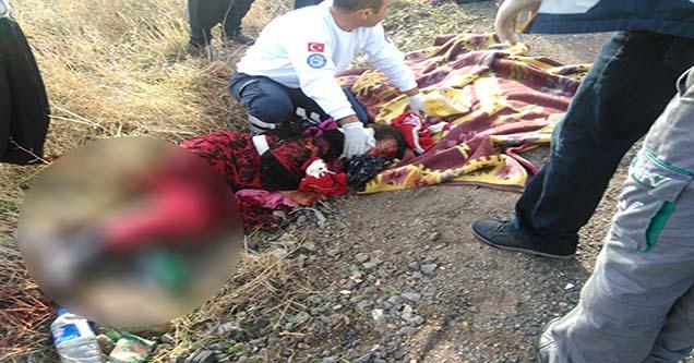 Mevsimlik tarım işçileri kaza yaptı: 11 yaralı
