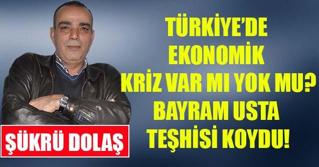 Türkiye'de Ekonomik Kriz Var Mı Yok Mu?