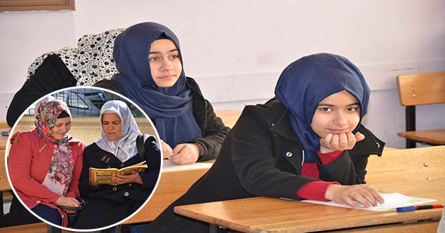 TEOG'da 6 Bin 277 Öğrenci Ter Döktü