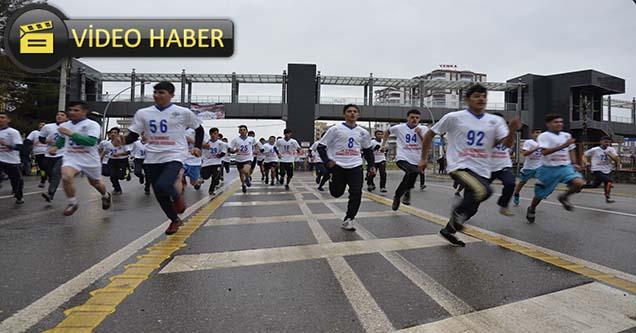 """Siverek'te """"15 Temmuz Demokrasi Şehitleri"""" Koşusu"""