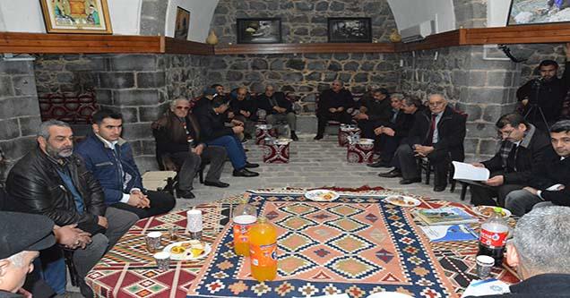 SİV-İL Der Başkanı Bayram güven tazeledi
