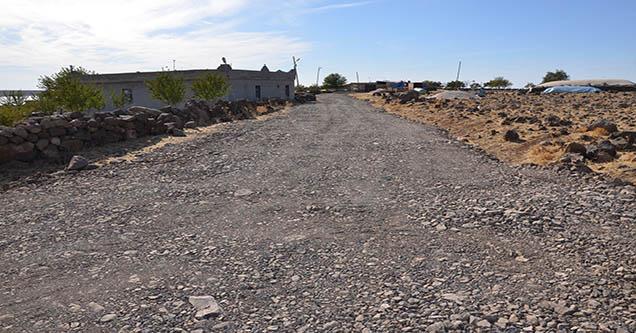 Siverek'te 2016 Yılında 300 Km Stabilize Yol Yapıldı