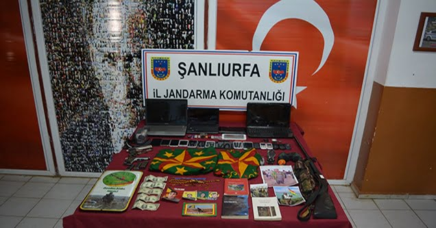 Viranşehir'de operasyon: 11 gözaltı