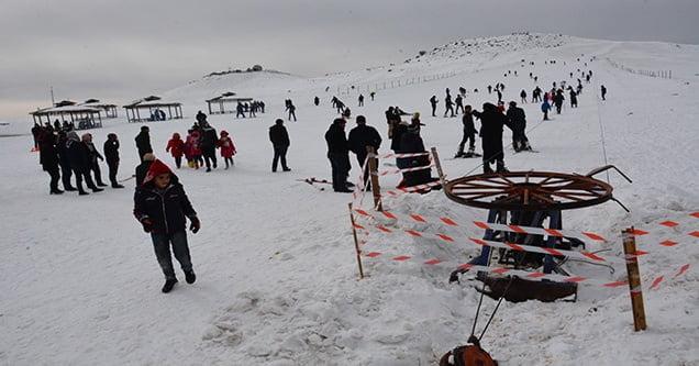 Karacadağ'a tesis haberi vatandaşları sevindirdi