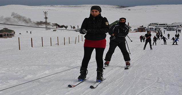 Kayak Merkezine Sosyal Tesis Talebi