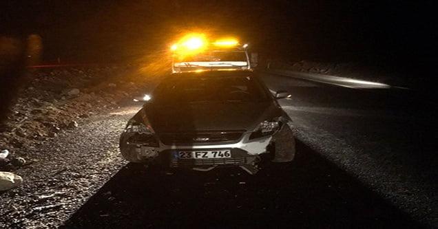 Siverek'te Trafik Kazası: 1 Ölü 1 Yaralı