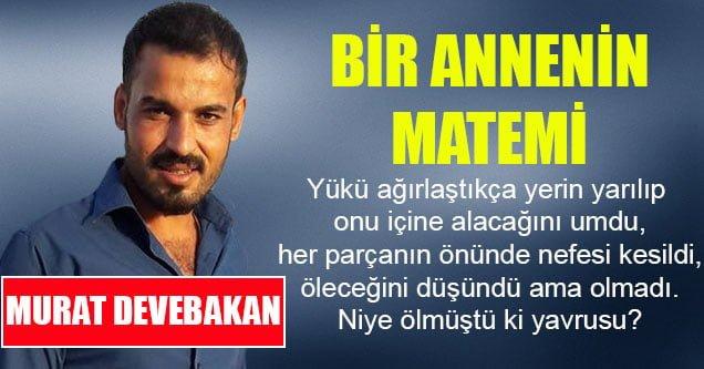 Murat Devebakan – Bir Annenin Matemi