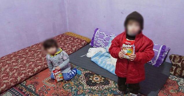İhtiyaç sahibi ailelere gıda yardımında bulunuldu