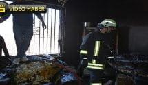 Bu ev bir yılda üç kez yandı!