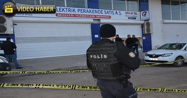 DEDAŞ Fatura Ödeme Merkezine Silahlı Saldırı