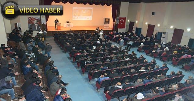 Siverek'te 'Ümmetin Şehitleri' Konferansı