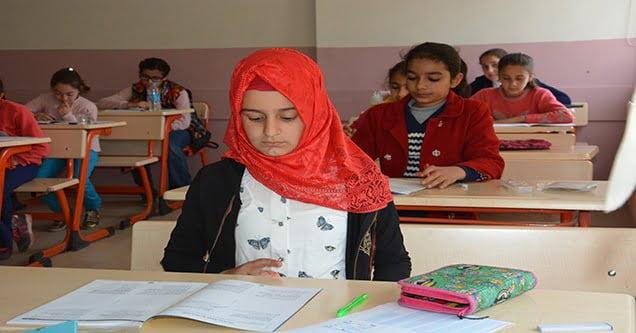 Siverek'te 'ufka yolculuk' sınavı yapıldı