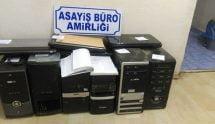 Siverek'te kaçak bahis operasyonu: 5 gözaltı