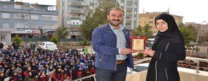 Kur'an Kerimi güzel okuma birincisi Siverek'ten çıktı