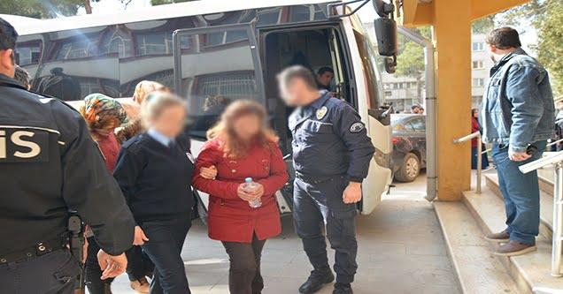 Gözaltına alınan 24 kişi serbest bırakıldı