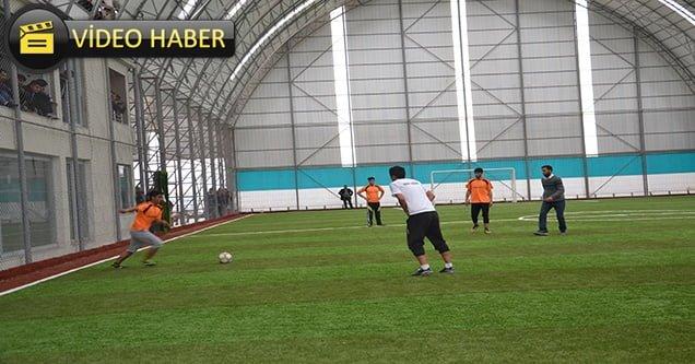 Kardeşlik futbol turnuvası sona erdi