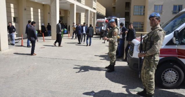 Diyarbakır'da oy kullanımında kan aktı