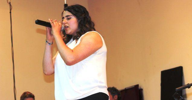 Liseler arası ses yarışması düzenlendi