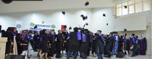 Siverek Meslek Yüksekokulunda mezuniyet töreni