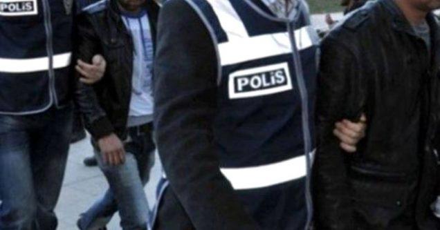 Terör propagandasına 5 tutuklama