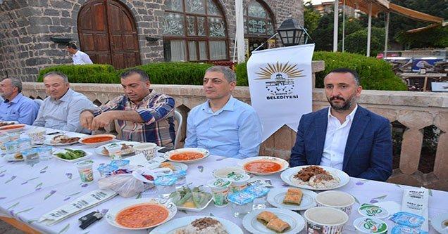 STK Temsilcileri Belediye iftarında buluştu