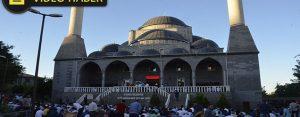 Siverek'te Ramazan bayramının birinci günü