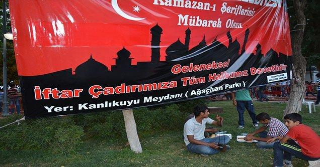 Siverek Belediyesinden kardeşlik iftarı