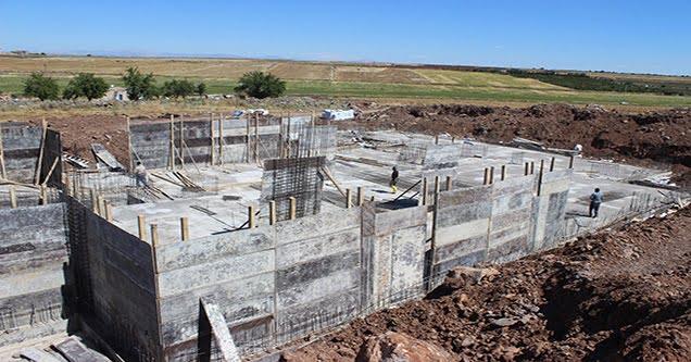 Eğitim kompleksinin inşaatına başlandı