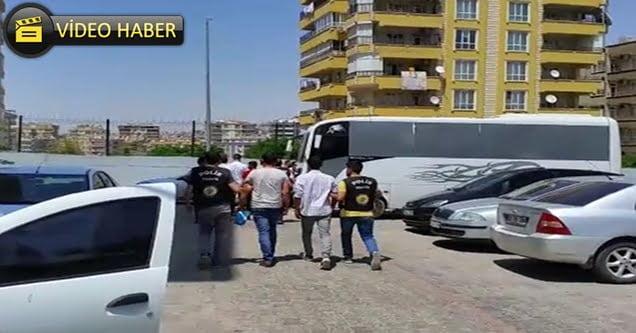 Hilvan'daki silahlı kavgaya 6 tutuklama
