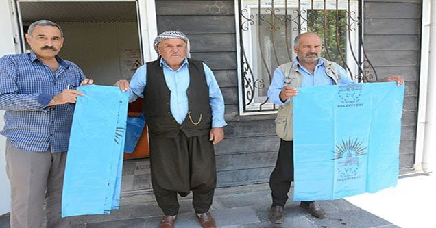 Siverek Belediyesi 60 bin kurban poşeti dağıttı
